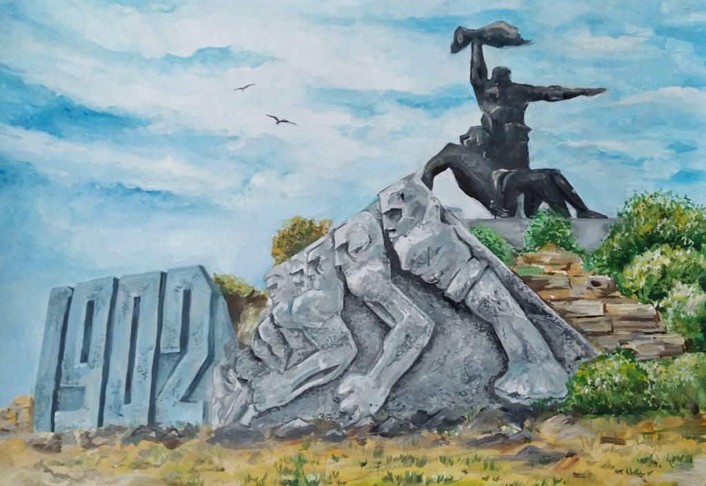 Памятник Стачки 1902 годаГеоргий Казанцевот 10 до 14 лет (включительно)